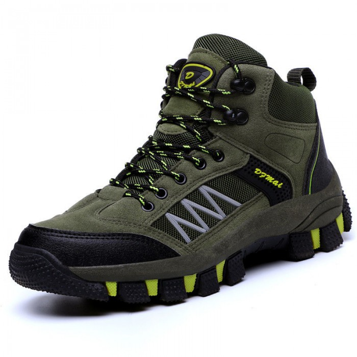 Women Slip Resistant Hiking Boots Comfortable Customized Logo Available