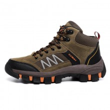 Indoor / Outdoor Hiking Sport Shoes , Lightweight Hiking Sneakers