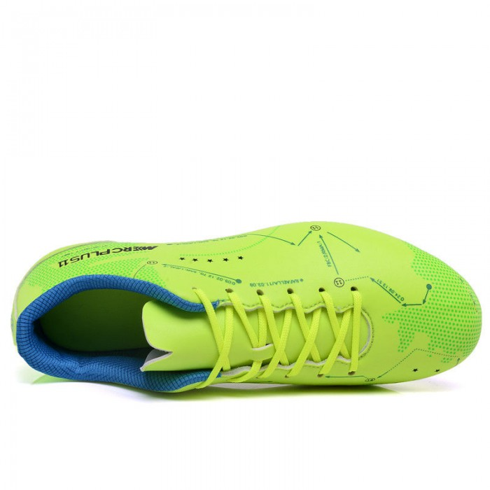 Casual Comfy Football Boots High Durability Lightweight Synthetic Leather Upper