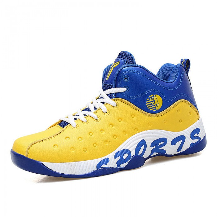 Lightweight Anti Slip Basketball Shoes Colors Optional Wear Resistant Rubber