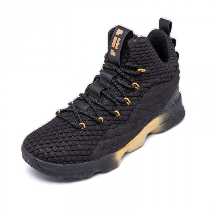 Rubber Outsole Durable Outdoor Basketball Shoes With SGS Certification