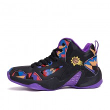 Colorful Anti Slip Basketball Shoes Synthetic Lining OEM ODM Available
