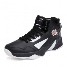 Fashion Anti Slip Basketball Shoes , Mens High Top Basketball Shoes