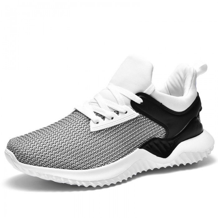 Size 39-44 Comfortable Workout Sneakers , Anti Slip Fitness Shoes Lightweight