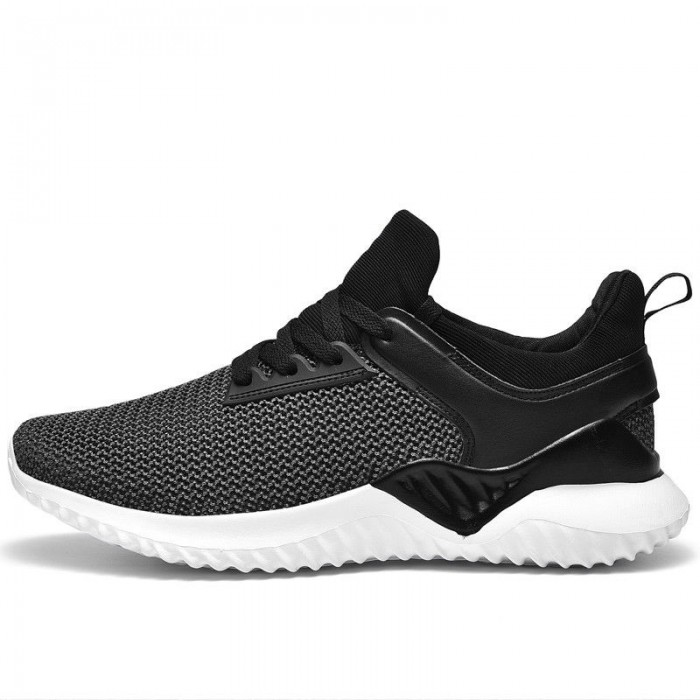 Lace Up Closure Comfortable Workout Sneakers , Lightweight Gym Trainers