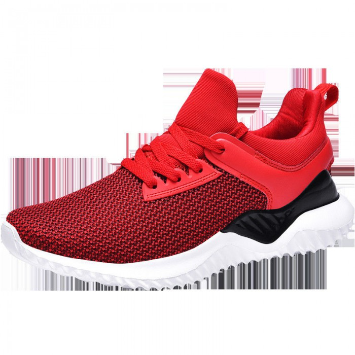 Breathable Comfortable Workout Sneakers , Comfy Gym Trainers High Durability