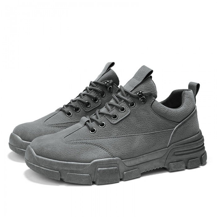 Mesh Upper Winter Sport Shoes Perforated Arch For Ventilation Breathability
