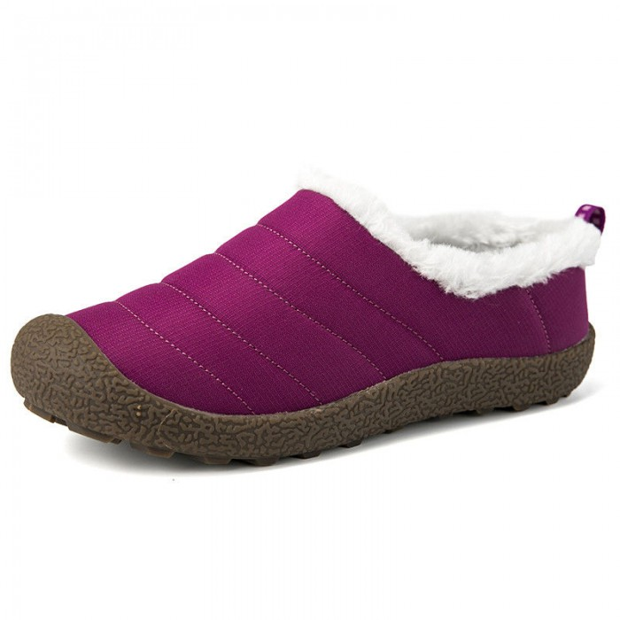 Breathable Winter Warm Comfortable Shoes Abrasion Resistant OEM ODM Supported
