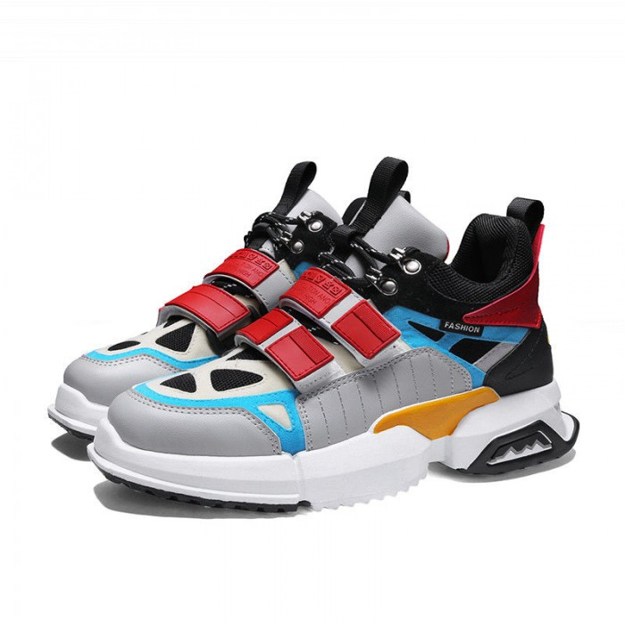 Casual Lightweight Running Trainers Wear Resistant Customized Logo Accept