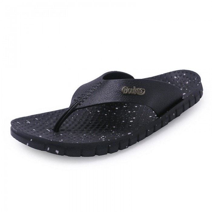 Sporty Style Flip Flop Ladies Slippers EVA Lining Size 39-45 Customized Color