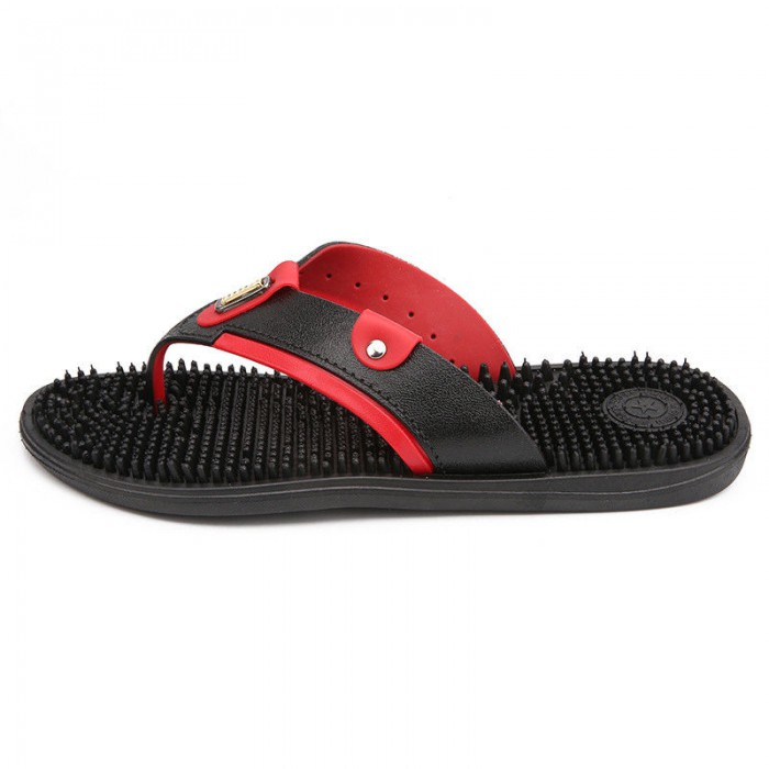 Lightweight Flat Sole Slippers , Flip Flop Slippers OEM ODM Available