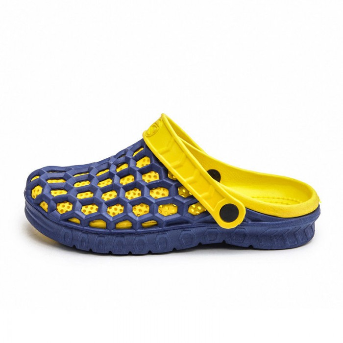 Colorful Soft Sandal Type Slippers Wear Resistant Shock Absorption