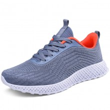 Breathable Supportive Tennis Shoes , Lightweight Tennis Court Shoes