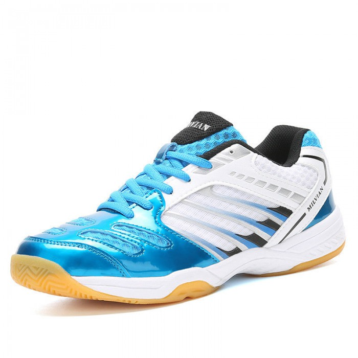 Colorful Breathable Tennis Shoes Abrasion Resistant Customized Service Available
