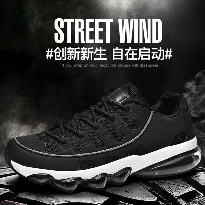 Lace Up Safety Footwear Trainers Light Weight Hard Wearing PU Cloth Upper