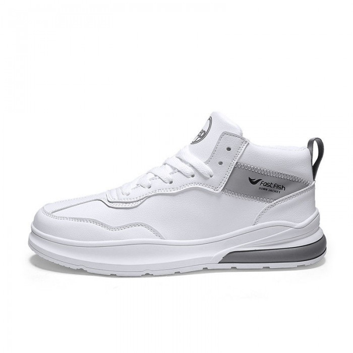 Breathable Custom Mens Sneakers Finely Stitched For Lasting Durability