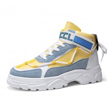 Size 39-44 Custom Sports Shoes , Custom Athletic Shoes With SGS Certification