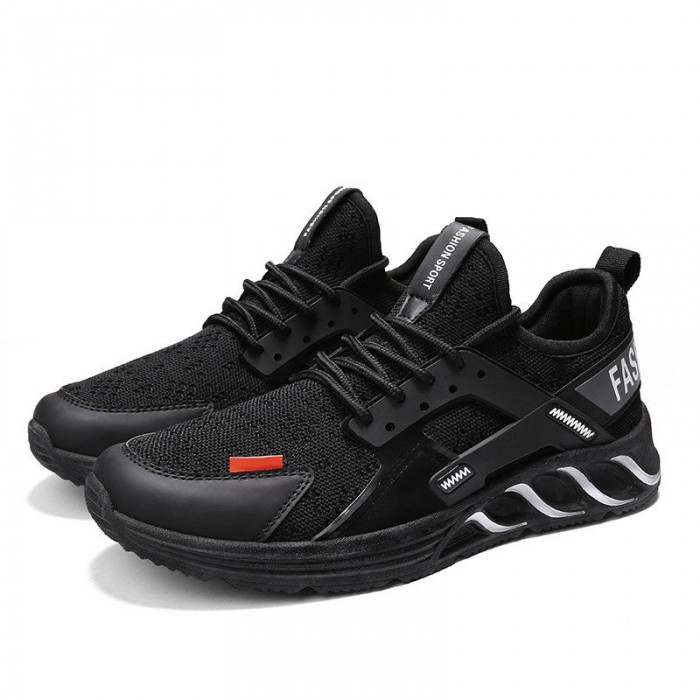 Badminton Casual Sneakers Breathable Knit Upper Comfort Foot Environment