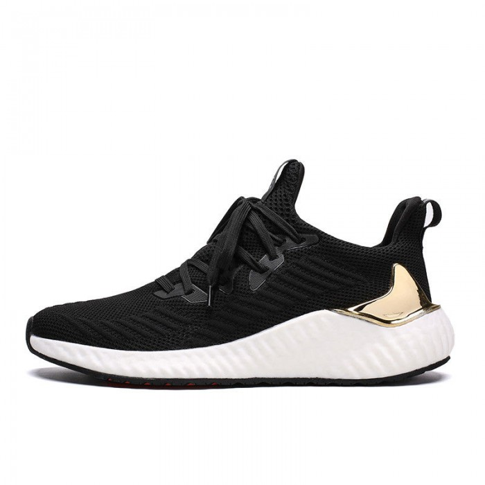 Flat Casual Badminton Sneakers Lace Up Closure Breathable Knit Upper