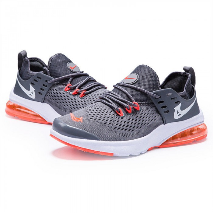Male Lightweight Badminton Shoes Finely Stitched For Lasting Durability