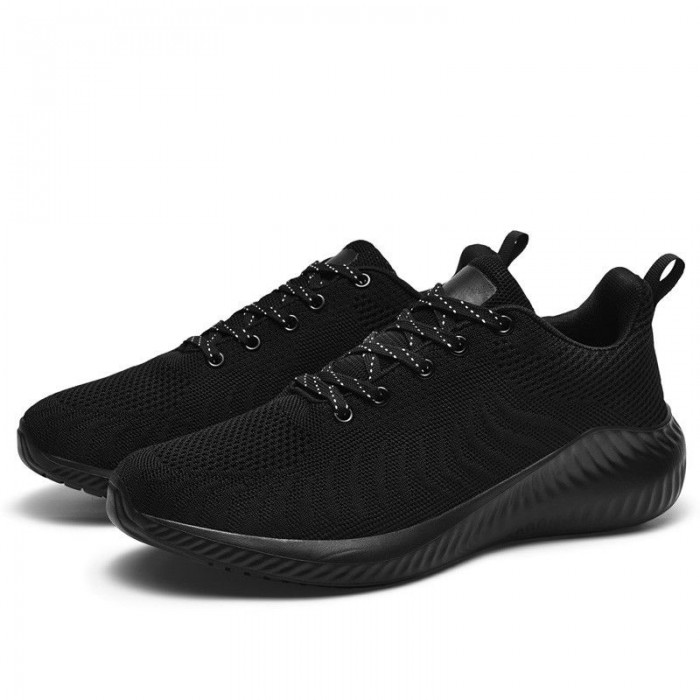 Anti Skid Mens Breathable Sport Casual Sneakers Shoes OEM ODM Supported