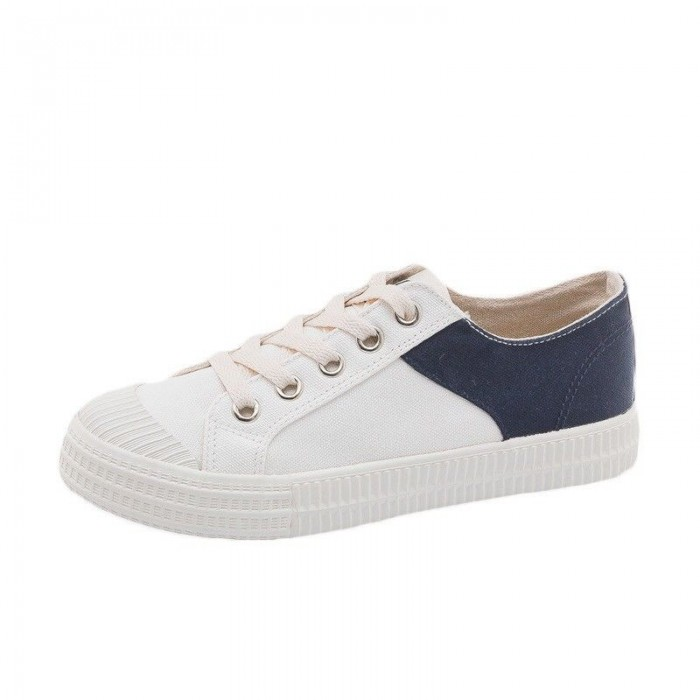 Anti Odor Canvas Sports Shoes Comfortable Support OEM ODM Service