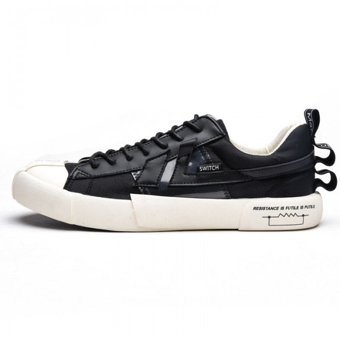 EVA Insole Women's Casual Canvas Lace Up Shoe Customized Service Available