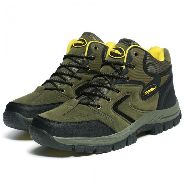 Multi Color Hiking Sport Shoes , Lightweight Breathable Hiking Boots