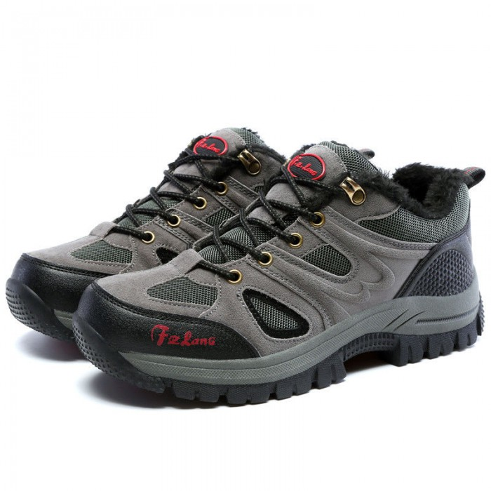 Mesh Upper Lace Up Hiking Boots Women's Colorful OEM ODM Supported