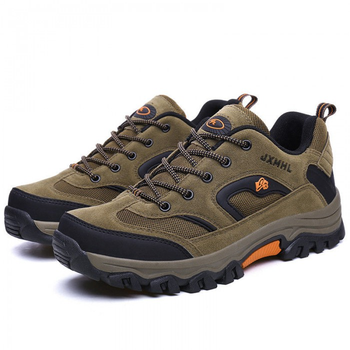 Anti Slippery Women Hiking Sport Shoes All Seasons With SGS Certification