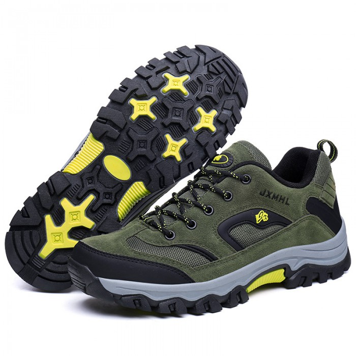 Durable Comfy Hiking Boots Newest Lasting Process Suitable For Feet Shape